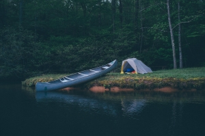 5 tips for the perfect canoe-camping journey