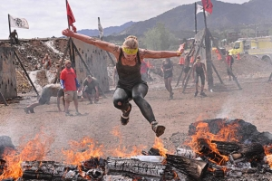 Gearing up for an obstacle race