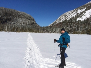 Cross-country skis: finding the right fit