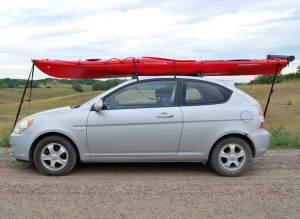 Have Kayak will Travel: Getting boats to the water safely