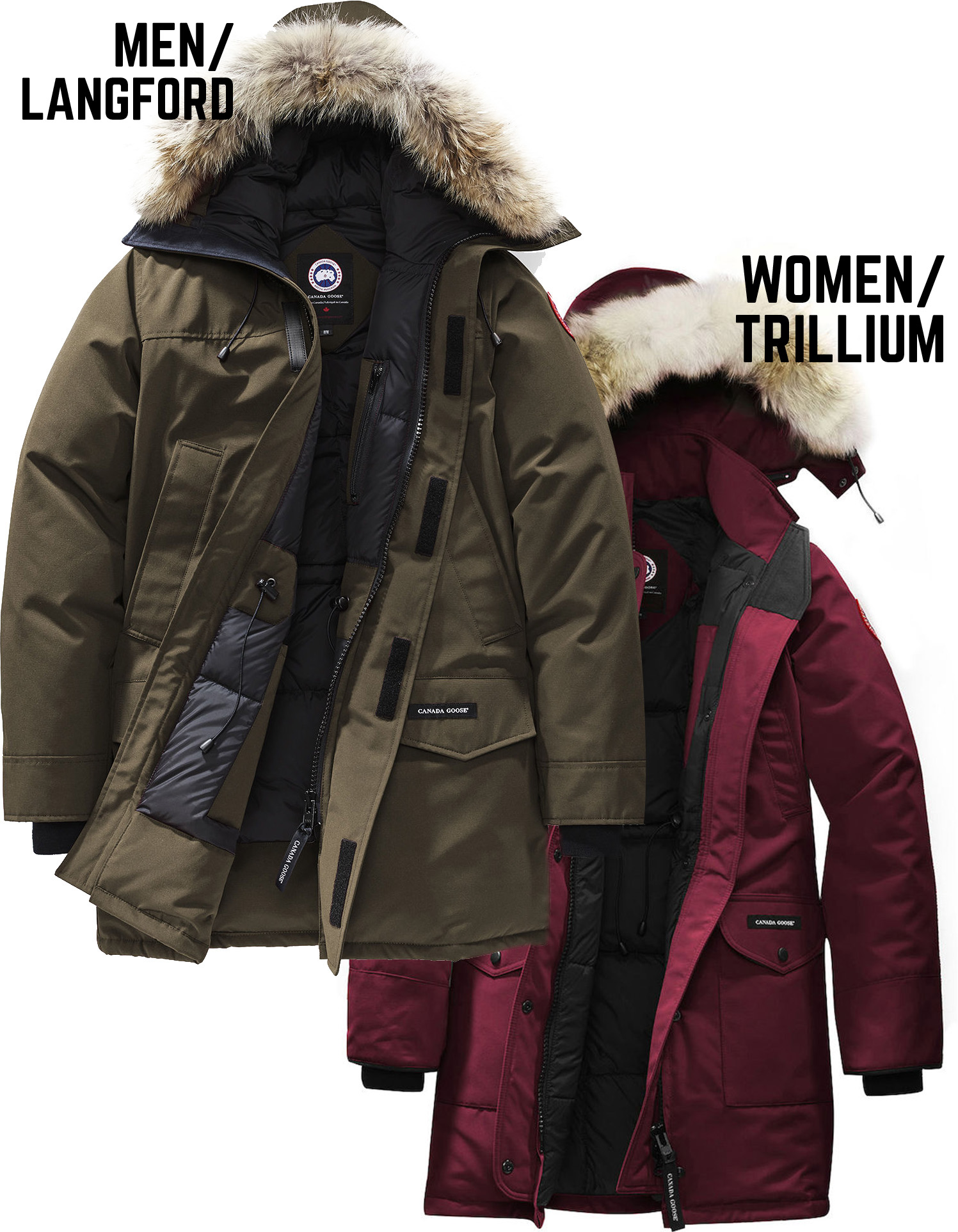 which canada goose parka is the warmest