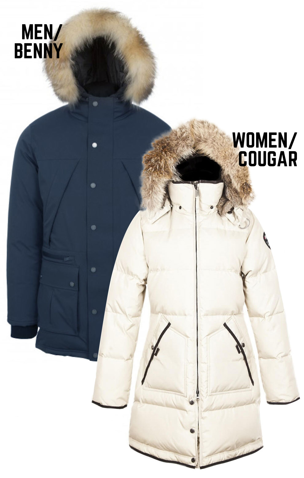 Pajar insulated jackets