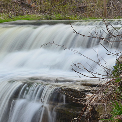bruce trail waterfalls