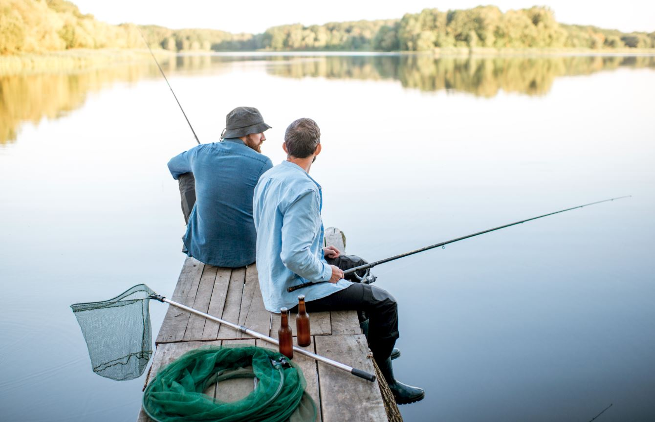 What to put in your first fishing kit: the essentials for beginners