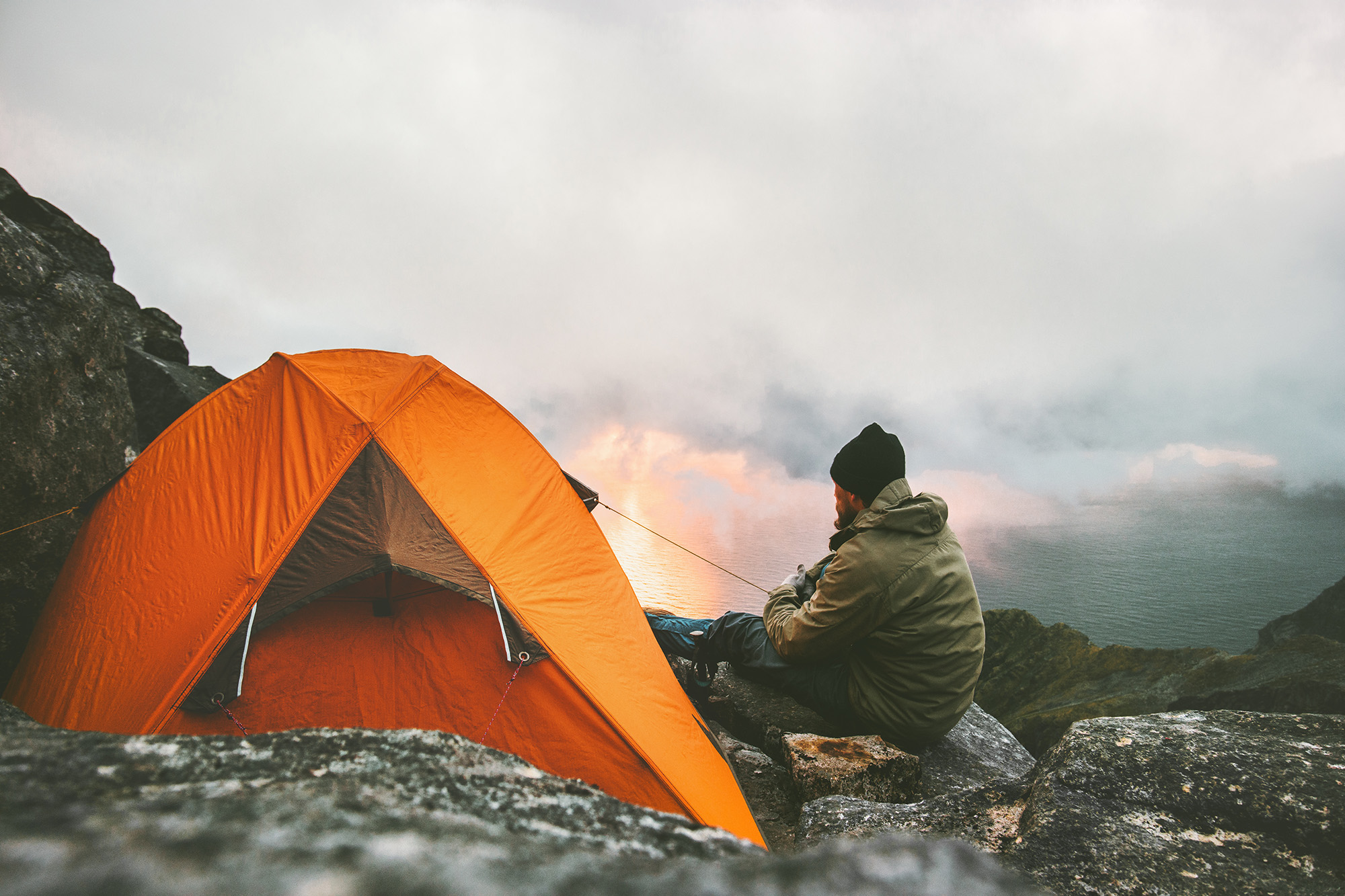6 things to know before experiencing wilderness camping