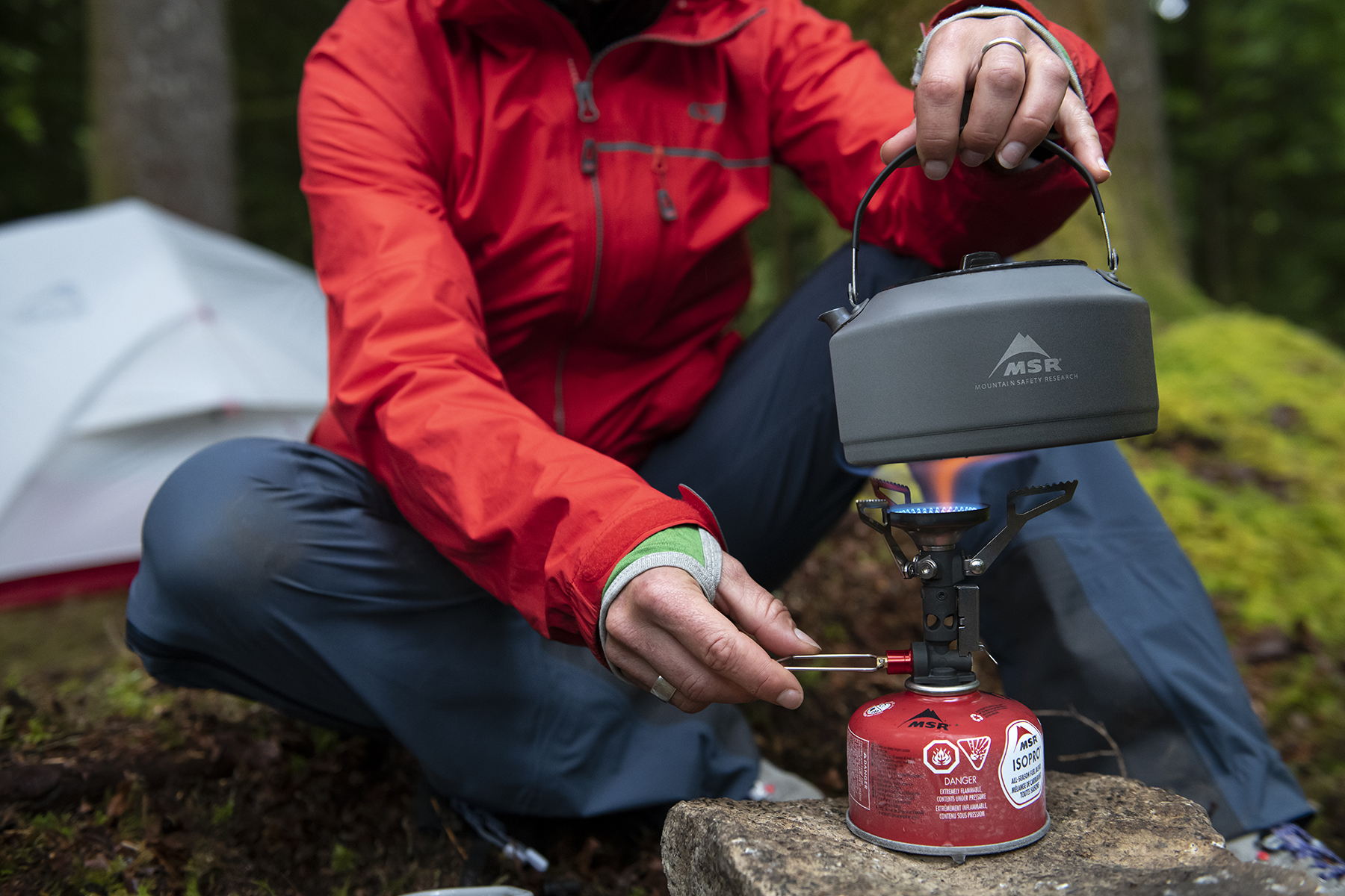 Stove for Fall Camping