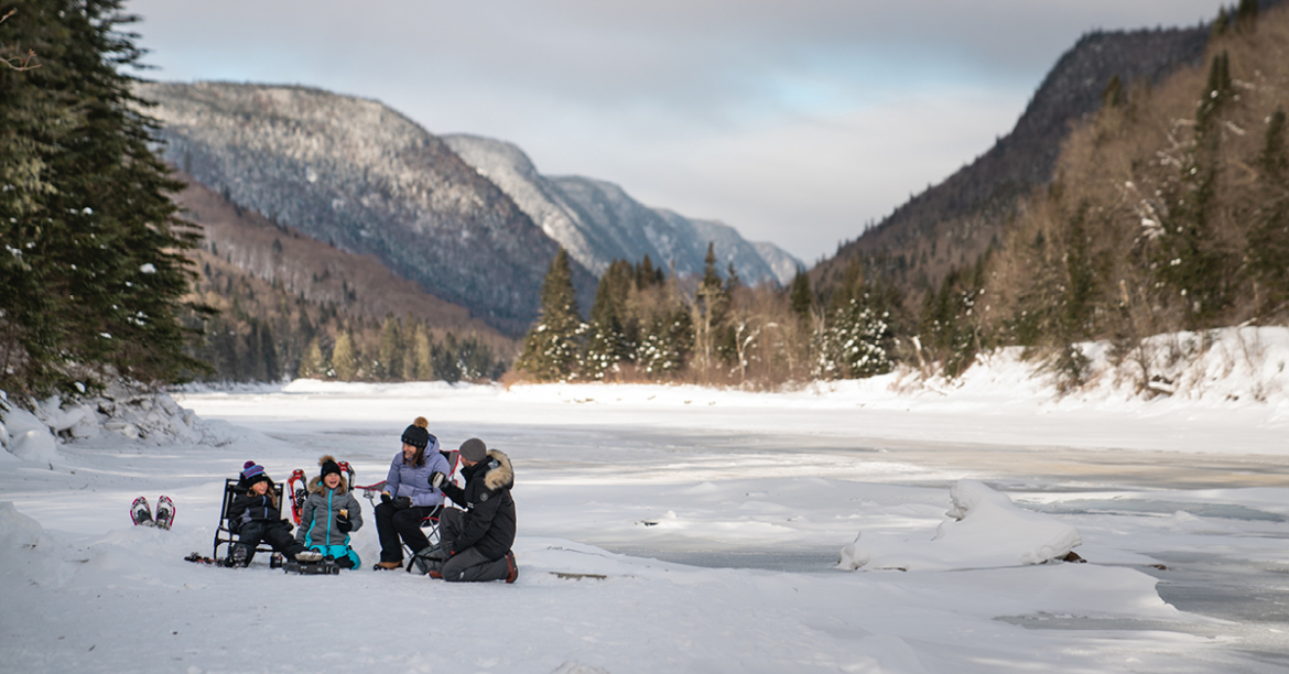 Spring Break Activities: 10 Ideas to Enjoy the Outdoors in the Province of Quebec