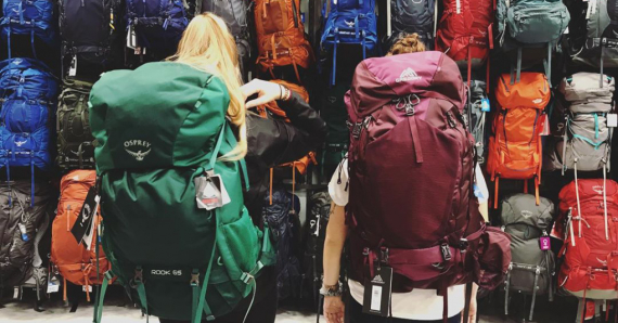 How to choose your hiking backpack | SAIL
