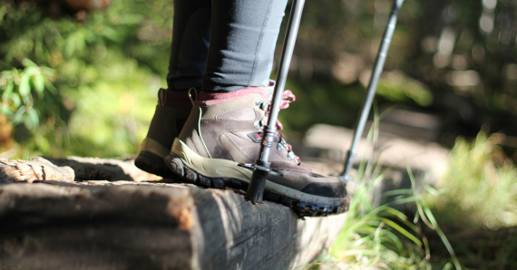 Discover the most popular hiking boot brands