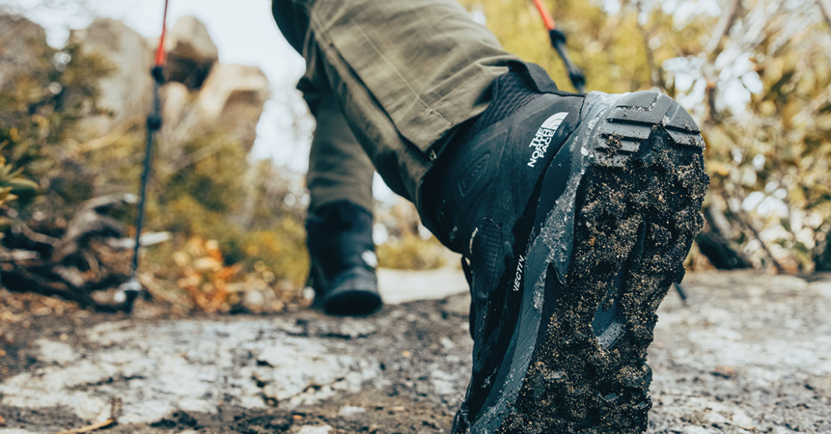A Hike Powered by the Vectiv Exploris Futurelight™ Hiking Boots