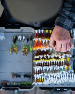 What gear does one need to fly fish?