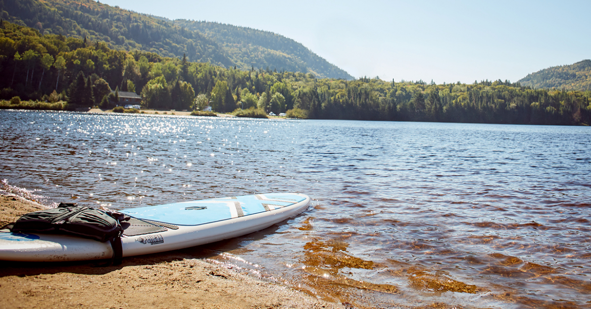 Maintain a Stand Up Paddle Board