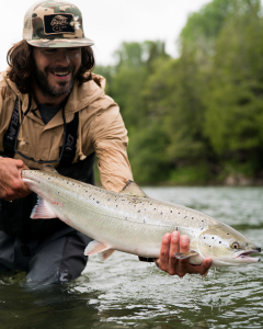 Why fly fish for Atlantic salmon?