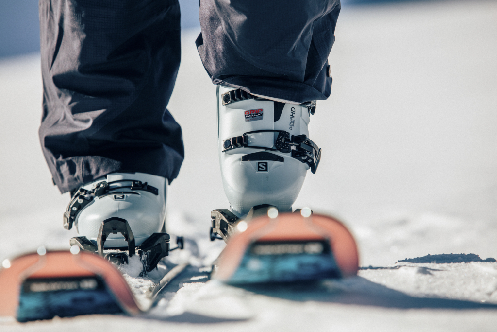 Boots and bindings for alpine touring