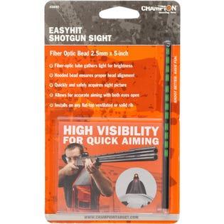 EasyHit Shotgun Sight Red - Green - 2.5mm x 5