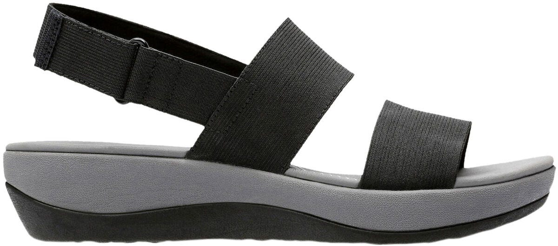 Women Clarks Platform Sandals black Arla Jacory 26125603