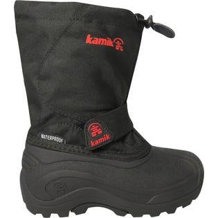 Snowquest Boys' Winter Boots - KAMIK - _394909
