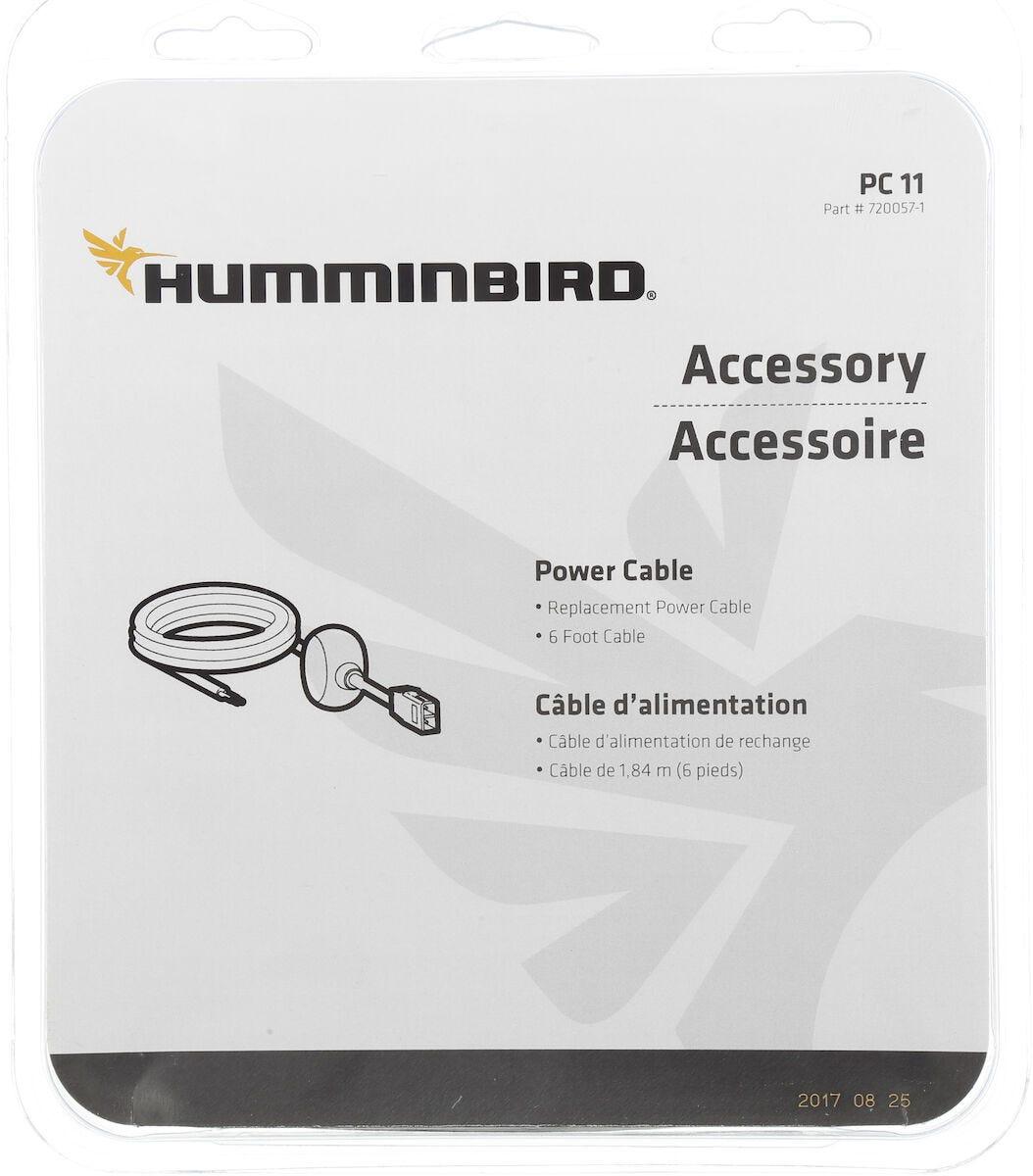 720057-1 Humminbird PC11 Power Cord