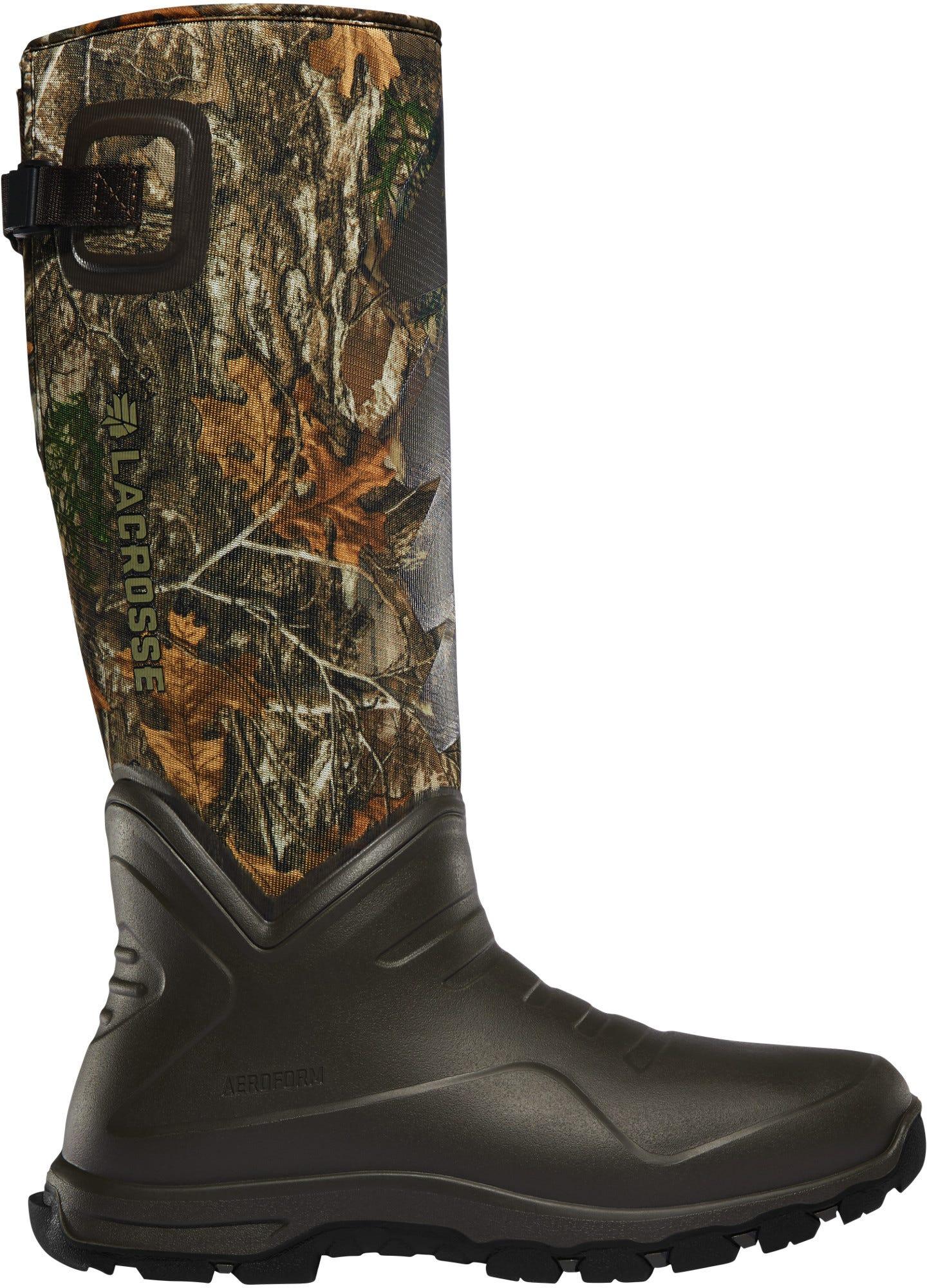 LACROSSE Aerohead Sport Men's Hunting Boots   SAIL