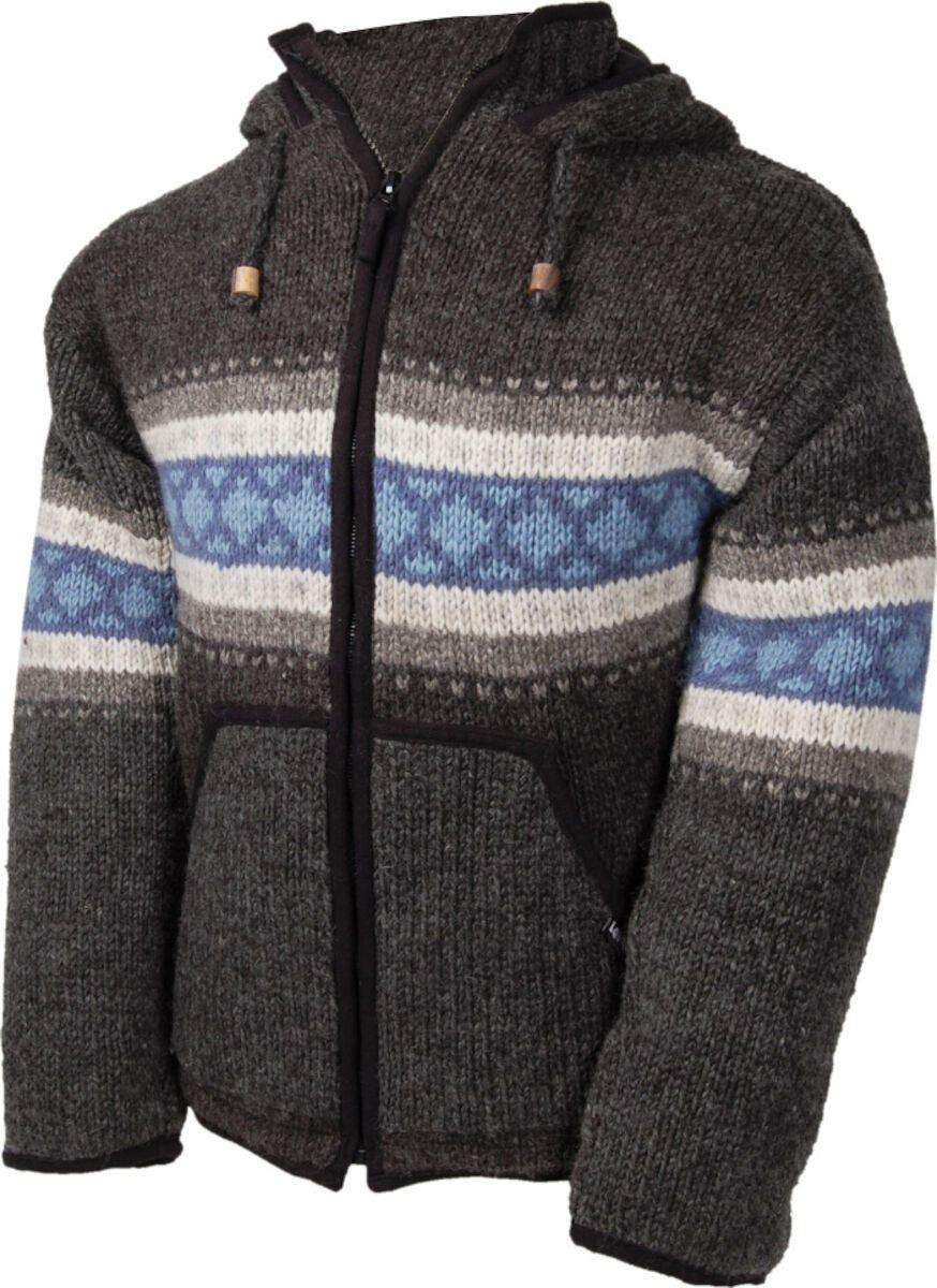 Wayne Men's Fleece lined Sweater