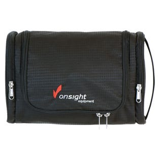 Mini duffle-style bag