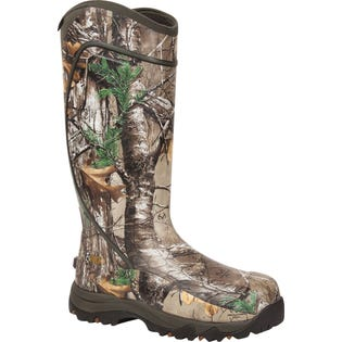 Core Men's Rubber Hunting Boots - ROCKY - _347248