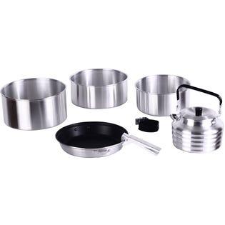 Aluminum Camping Cookware Set