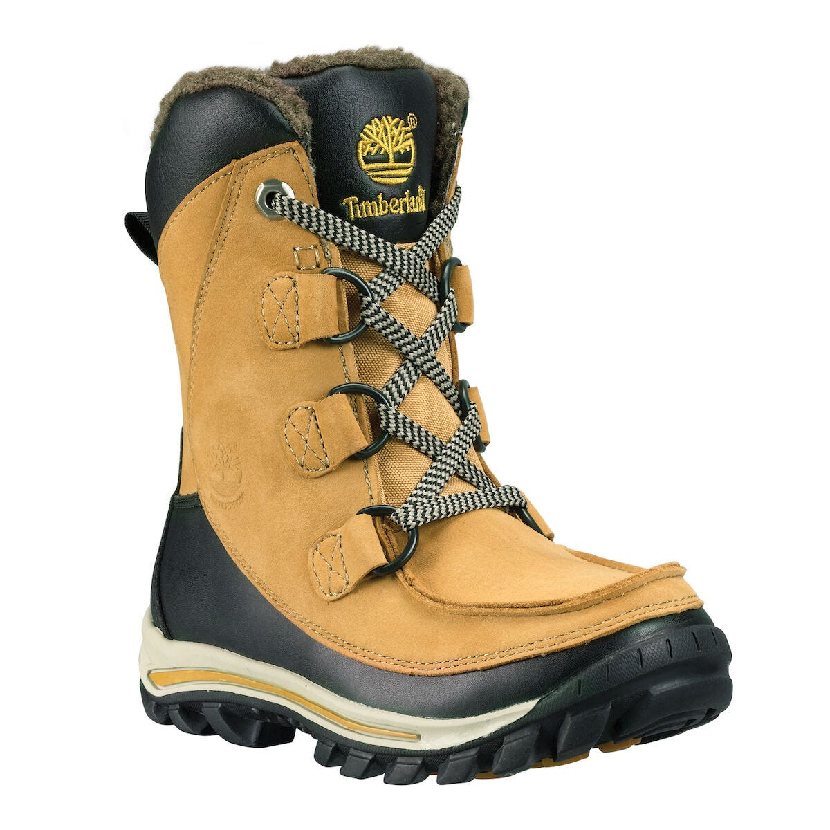 botte hiver timberland